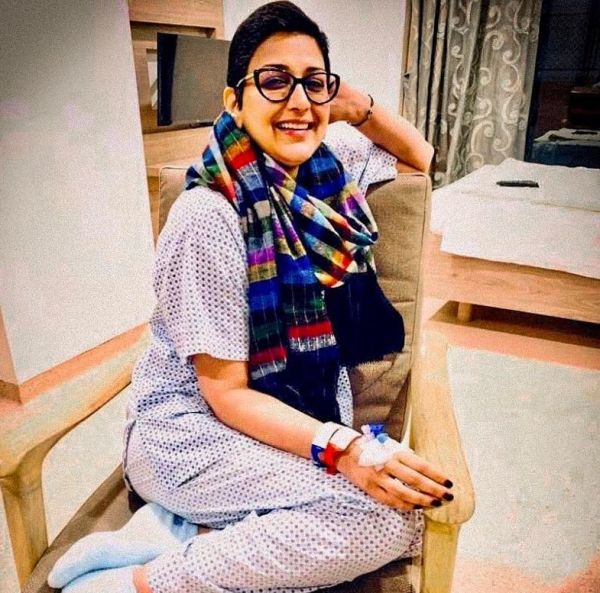 1 sonali bendre opens up about her cancer journey