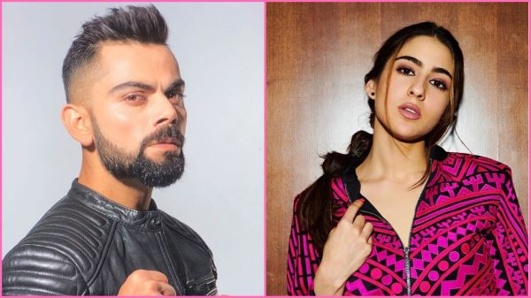 2 sara ali khan teams up with virat kohli for a commercial