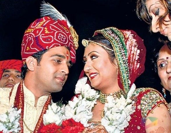 1 tv couples who got divorced juhi parmar and sachin shroff