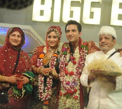 6 tv couples who got divorced sara khan and ali merchant