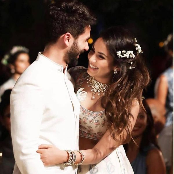 1 celebs who had arranged marriage - shahid kapoor and mira rajput kapoor