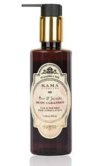 Kama Ayurveda Rose and Jasmine Body Cleanser  200ml