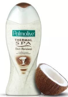 Palmolive Thermal Spa Skin Renewal Crushed Coconut And Jajoba Butter Extracts