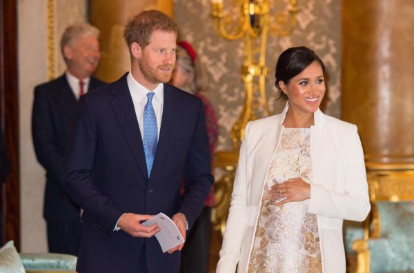 1 prince harry and meghan markle royal baby