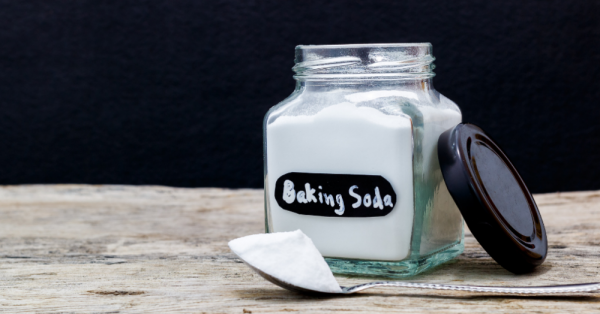 1-Foot Odor - baking soda