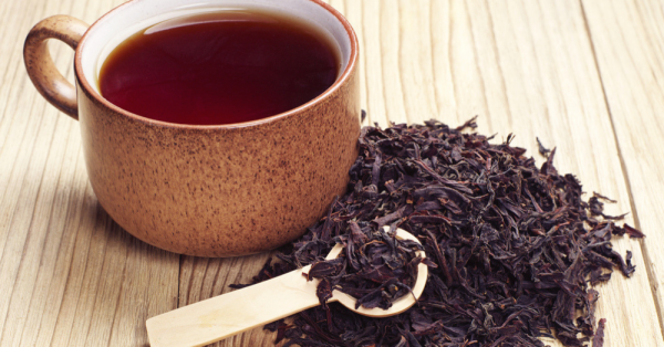 2-Foot Odor - black tea
