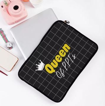 1. Queen of PPTs Laptop Sleeve