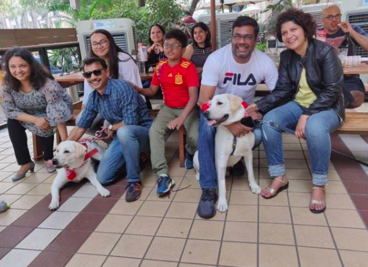Pet-friendly  cafes  cafe  Mumbai  dog  cat  pet madeira and mime
