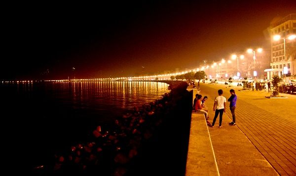 marine drive places