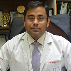 1. Dr. Amrendra Kumar  MD in Dermatology
