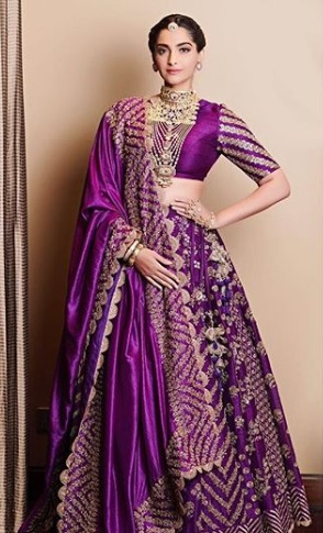 Bridal lehnga Reuse 4