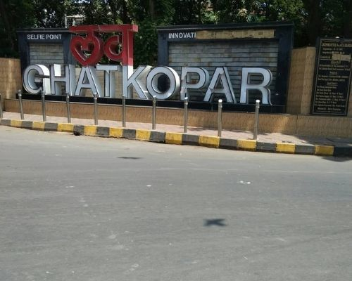 ghatkopar station