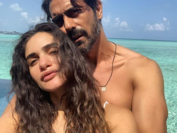 Arjun Rampal To Host A Baby Shower For Gabriella- Maldives