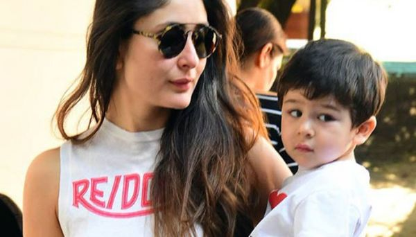 1 taimur ali khan with kareena kapoor