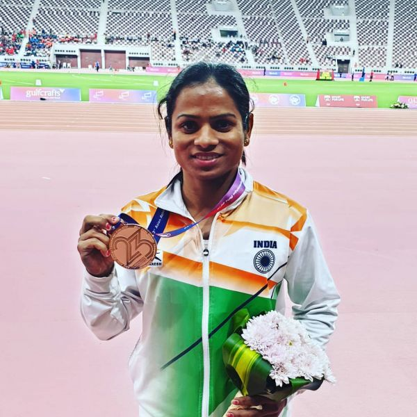 Dutee Chand Was Threatened By Her Sister To Reveal Her Sexuality- Dutee