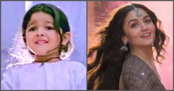 FB Then  Now Pictures Of Child Stars Who Are Now Popular Celebrities - alia bhatt