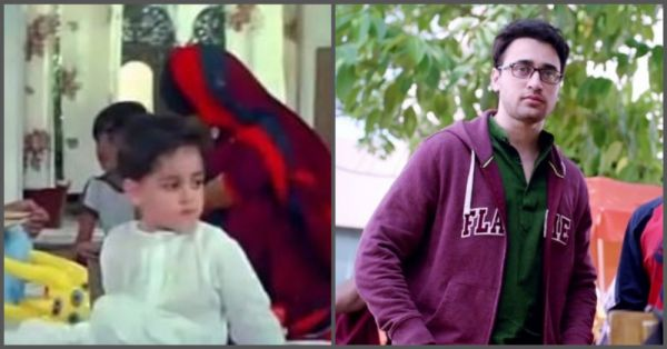 Then  Now Pictures Of 11 Child Stars Who Are Now Popular Bollywood Celebrities - imran khan