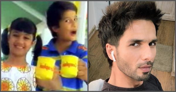 Then  Now Pictures Of 11 Child Stars Who Are Now Popular Bollywood Celebrities - shahid kapoor