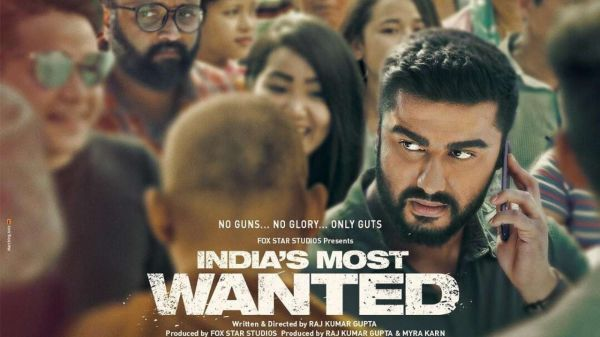 arjun kapoor india's most wanted