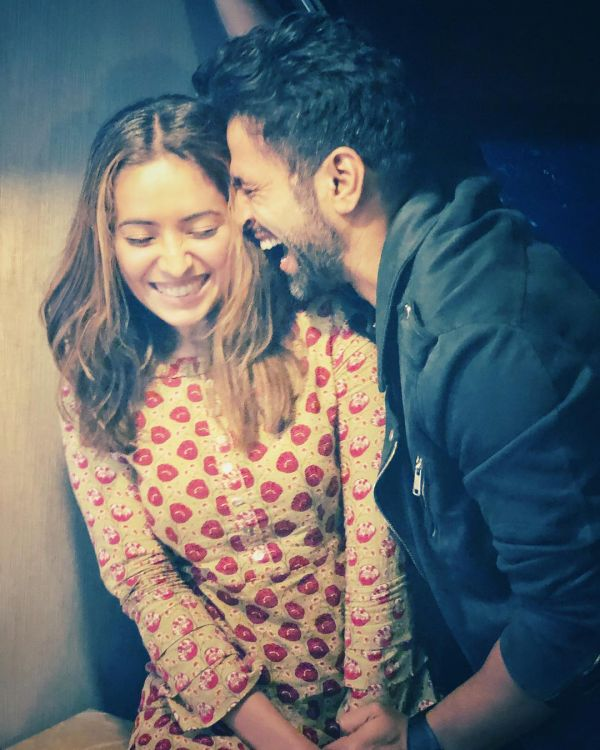 Asha Negi Reveals Her Marriage Plans With BF Rithvik Dhanjani- Laughing