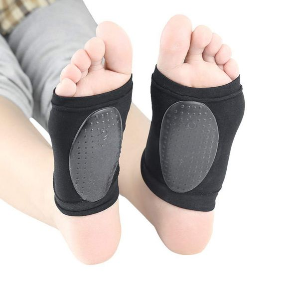 6. Rosenice Arch Support Gel Sleeves