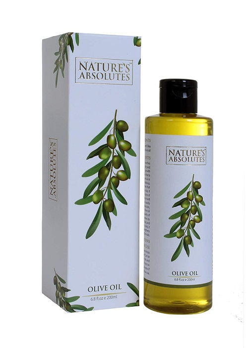 natures-absolutes-olive-oil Best hair Oils In Telugu