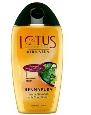 2-Herbal Shampoos For Dry Hair