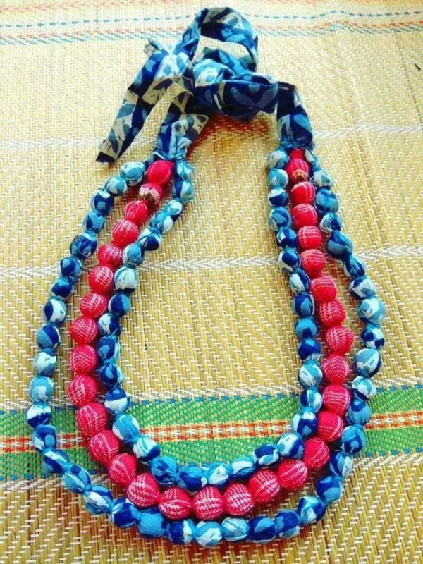 gamchha-in-fashion neckpiece