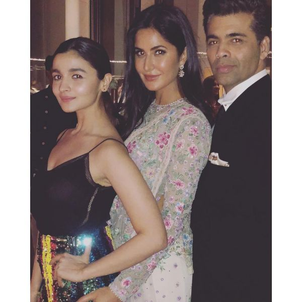 Hanging Out With BFFs Twice A Week Is Good For Health- Alia Katrina KJo