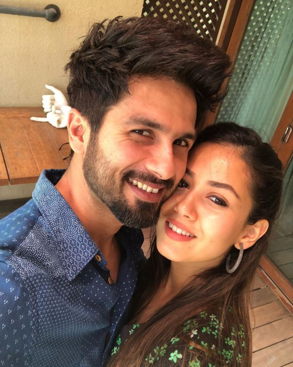 Shahid Reveals About Sexting Post Marriage- Shahid Mira