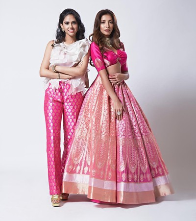 8. Dresses Made From Old Sarees In Marathi