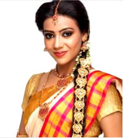 30. Simple Hairstyle In Marathi