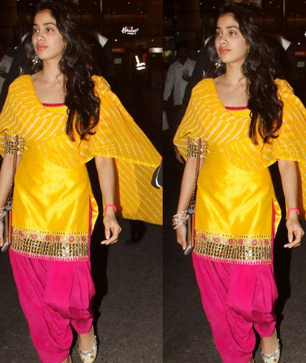 Bollywood Style Punjabi Suit Design 10