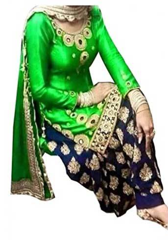 Bridal Punjabi Suit Designs 3