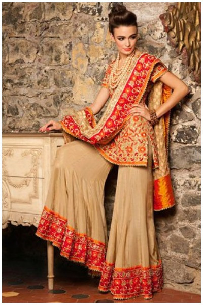 Designer-Punjabi-Suit-With-Palazzos