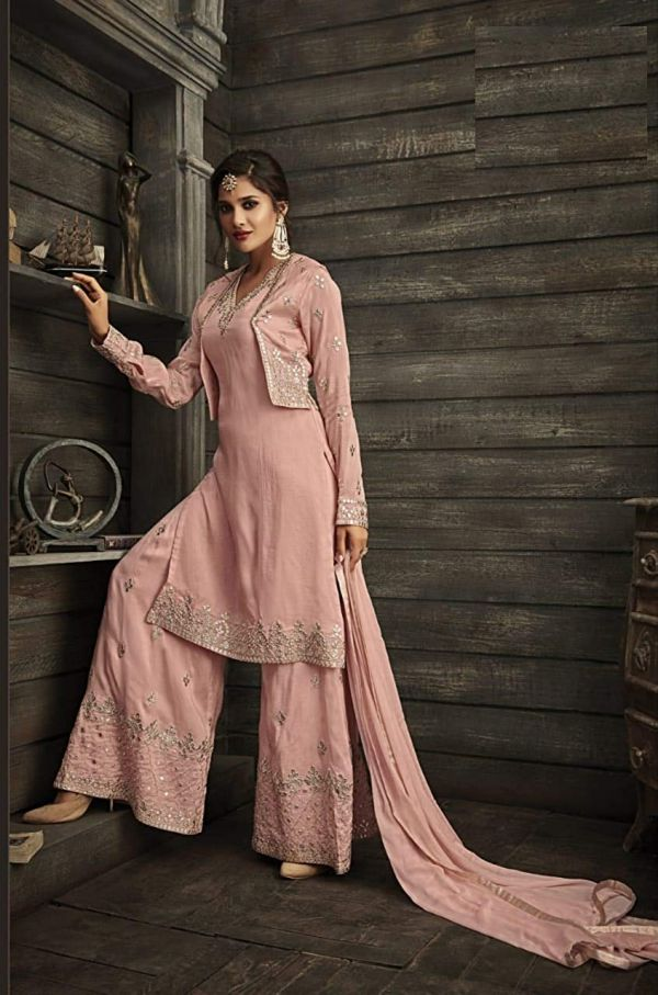 Gota Patti Punjabi Suit Design 8