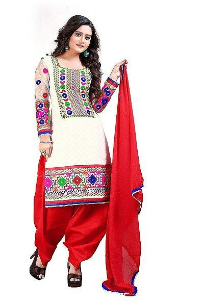 Patiyala Suit Design in Hindi 4