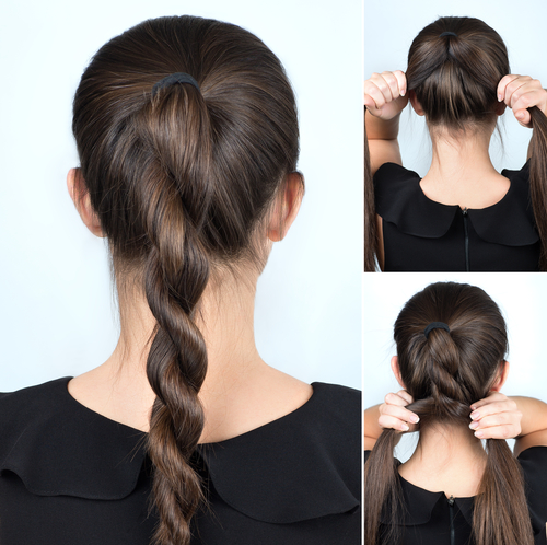 5 simple hairstyles