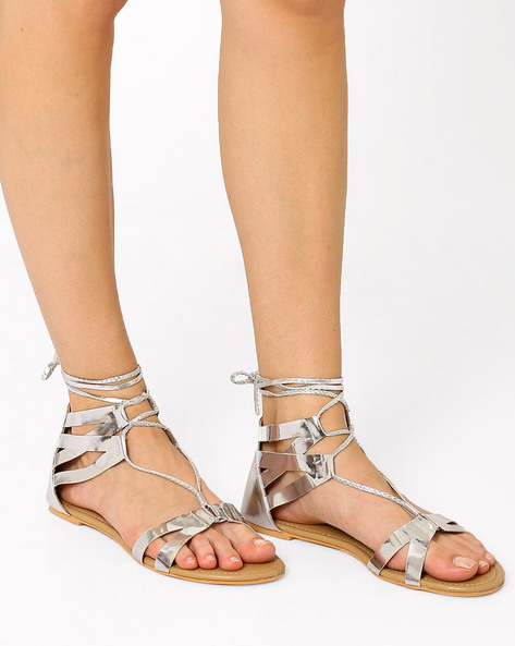 13 strappy sandals