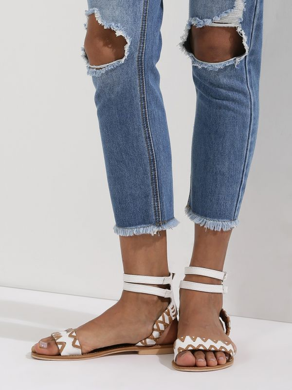 7 strappy sandals
