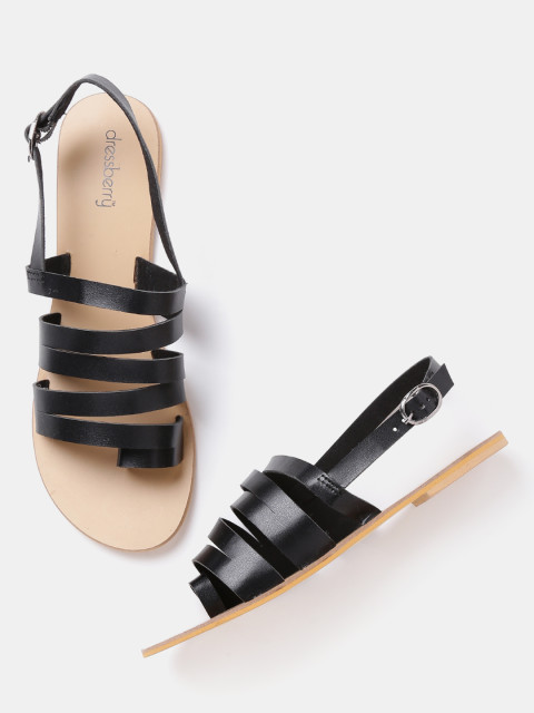 8 strappy sandals