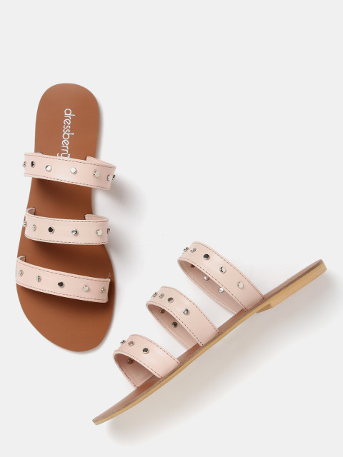 4 strappy sandals