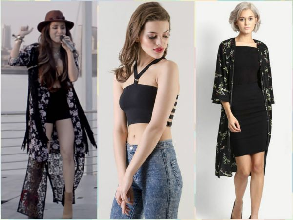 1 outfit ideas from half girlfriend