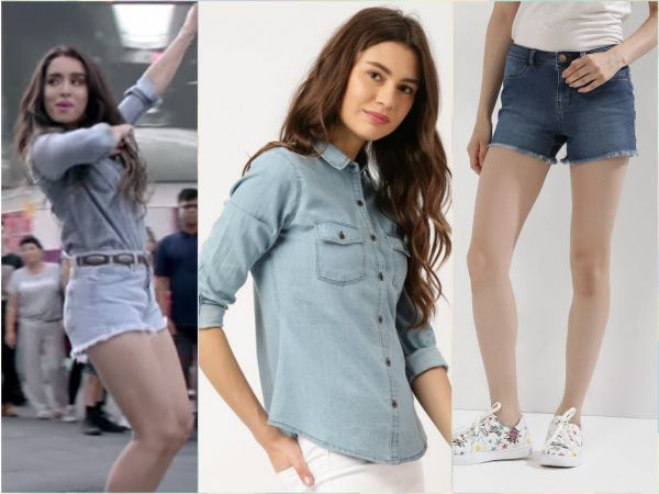 7 outfit ideas from half girlfriend