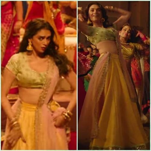 8 bollywood lehengas