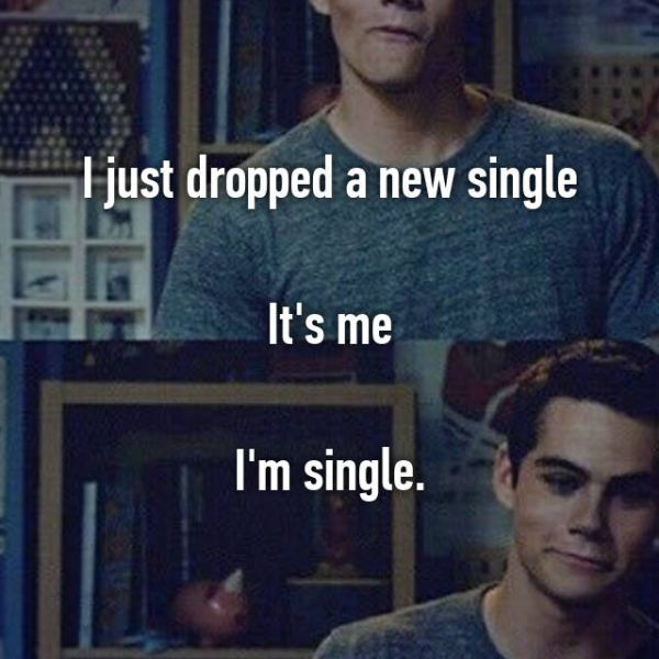 1 being single