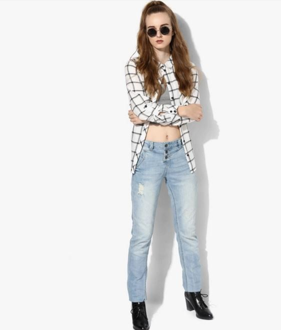 14  jeans for girls with big thighs