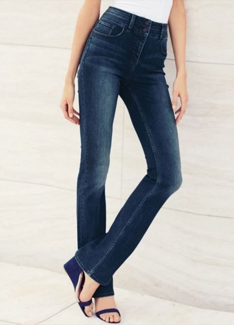 9  jeans for girls with big thighs