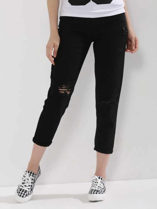 2  jeans for girls with big thighs