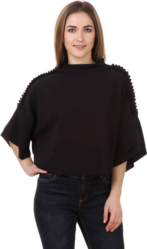 4.tops with fancy sleeves